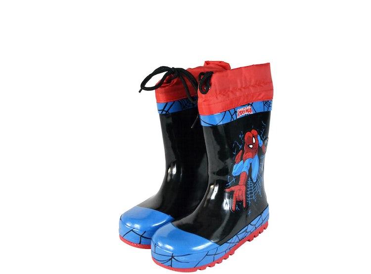 Con Agua Azul Bota Marino Spiderman De Chiporro 4LjAR5