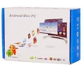 Android TV Blue Dot Stick HDMI Procesador 1 5 Ghz-Blanco