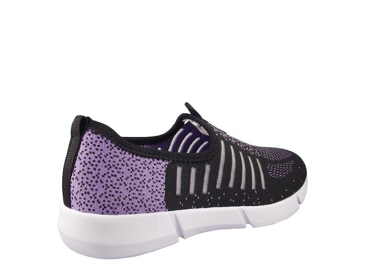 Black purple Sport Negro Zapatilla Lag 3sz4519 CeQorBxWd