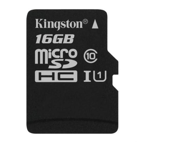 dbd14ea1c1d Ripley - TARJETA DE MEMORIA KINGSTON 16GB C10