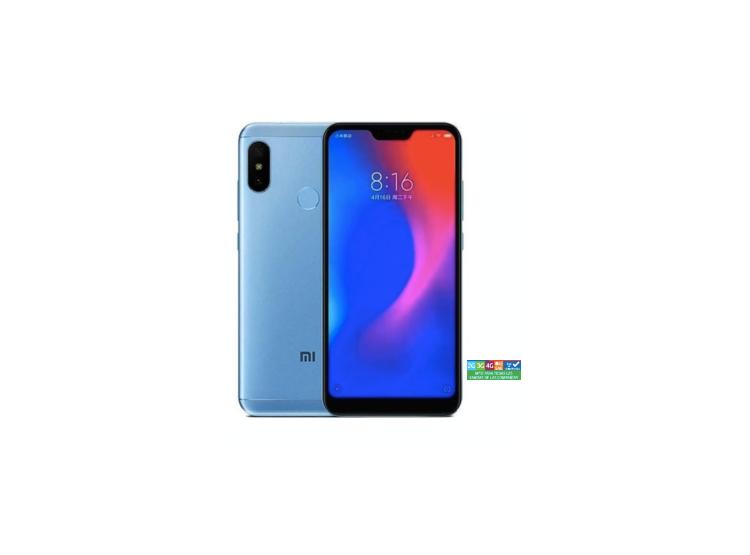Xiaomi Redmi Note 6 Pro 64gb 4gb Ram Color Azul Nuevo Sellado Y Liberado