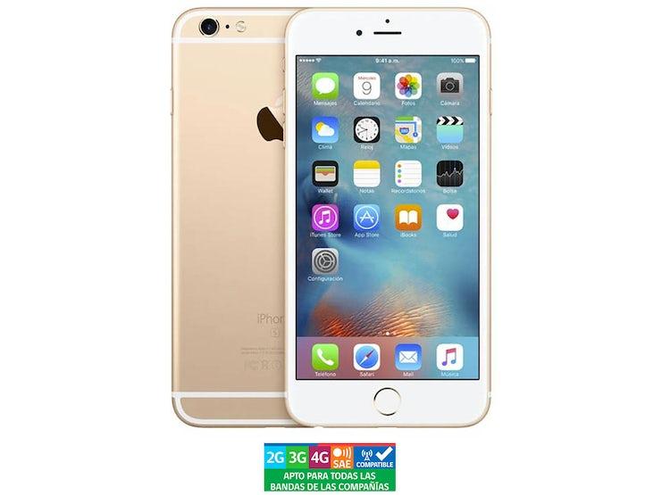 619995baf5d APPLE IPHONE 6S PLUS 32GB DORADO REACONDICIONADO - GARANTÍA 13 MESES