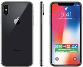 6e7ca72cac2 IPHONE X (64GB) SIN CAJA COLOR NEGRO NUEVO LIBERADO + LAMINA Y CARCASA