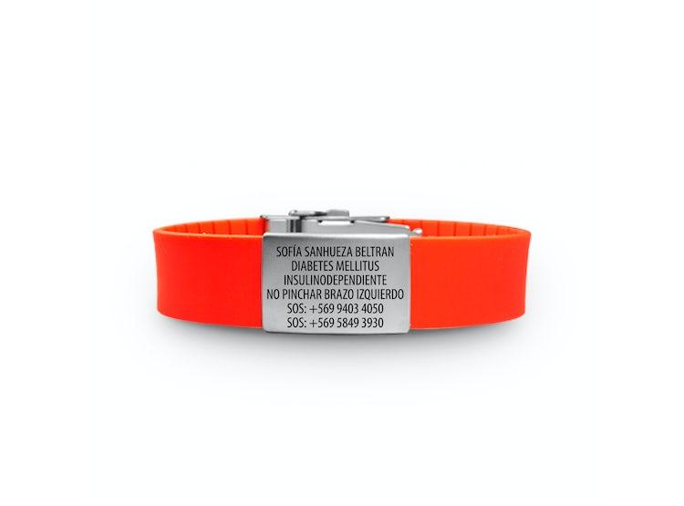 42c19b143eec Mercado R: Ruta ID - pulsera, identificacion, pulsera niñ...