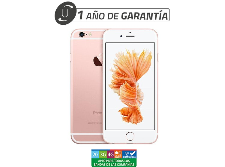 017ab6117a7 APPLE IPHONE 6S 16GB ROSE GOLD