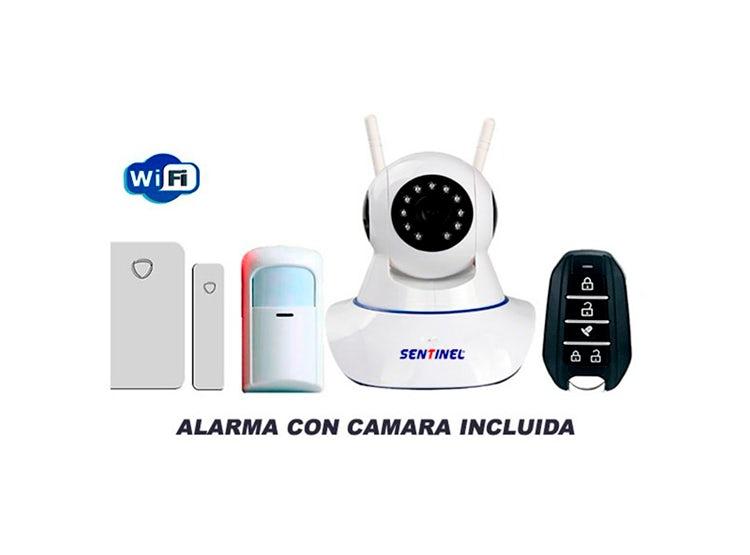 ALARMA VSI707 CON CÁMARA Y SENSORES INCLUIDOS