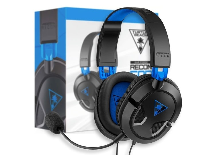 Auriculares gamers turtle beach recon 50p