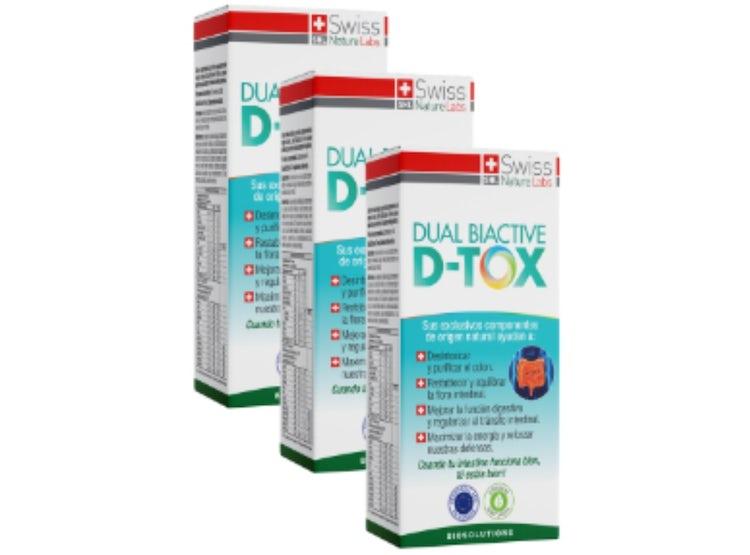 dual biactive d tox pret catena