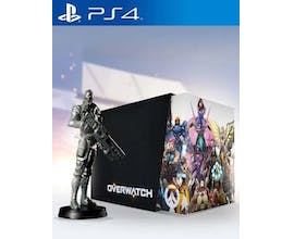 OVERWATCH ORIGINS COLLECTOR'S EDITION PLAYSTATION 4