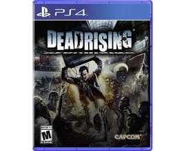 DEAD RISING -PS4- JUEGO FISICO
