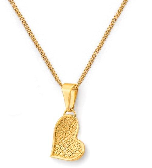 f767ba538f47 Collar Vanité Love Oro Laminado