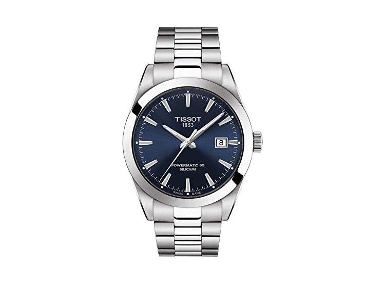 Ripley Tissot T1274071104100 Reloj De Vestir Automático De Acero Inoxidable Para Hombre
