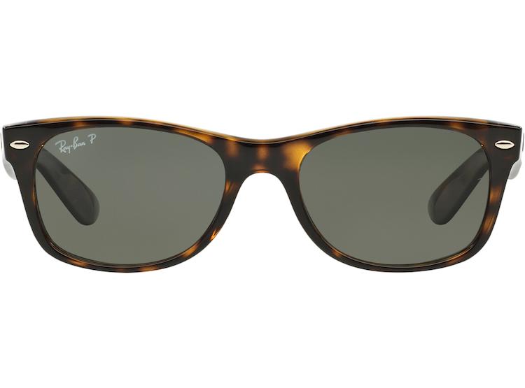 e66c3f96eb Ripley - Ray Ban New Wayfarer Tortoise lente Crystal Green Polarized
