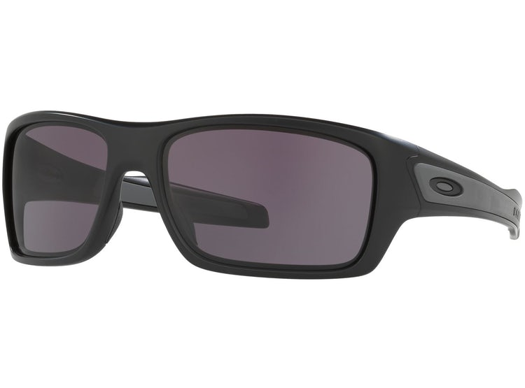 5a8431641e Ripley - Oakley Turbine Matte Black lente Warm Grey