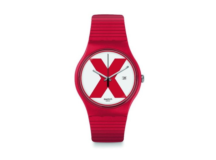 Ripley - RELOJ SWATCH XX-RATED RED SUOR400 b7384d276d57