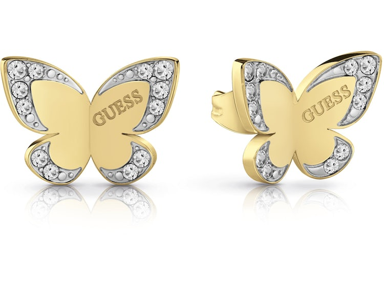 4b60776bb3eb GUESS JEWELLERY. AROS LOVE BUTTERFLY DORADO GUESS JEWELLERY.  22.900. GUESS  JEWELLERY. AROS LOVE BUTTERFLY ORO ROSA GUESS JEWELLERY