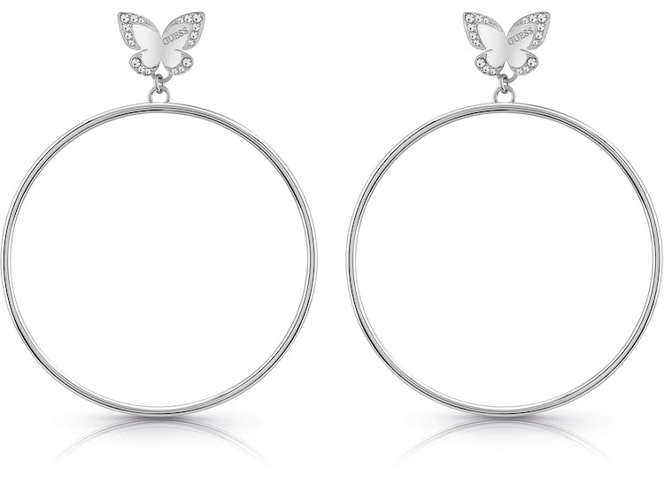 37121744b536 GUESS JEWELLERY. AROS LOVE BUTTERFLY ...