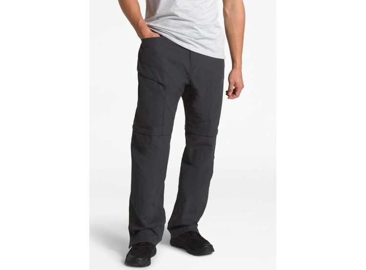 Ripley Pantalon Hombre Paramount Trail Convertible Gris The North Face The North Face