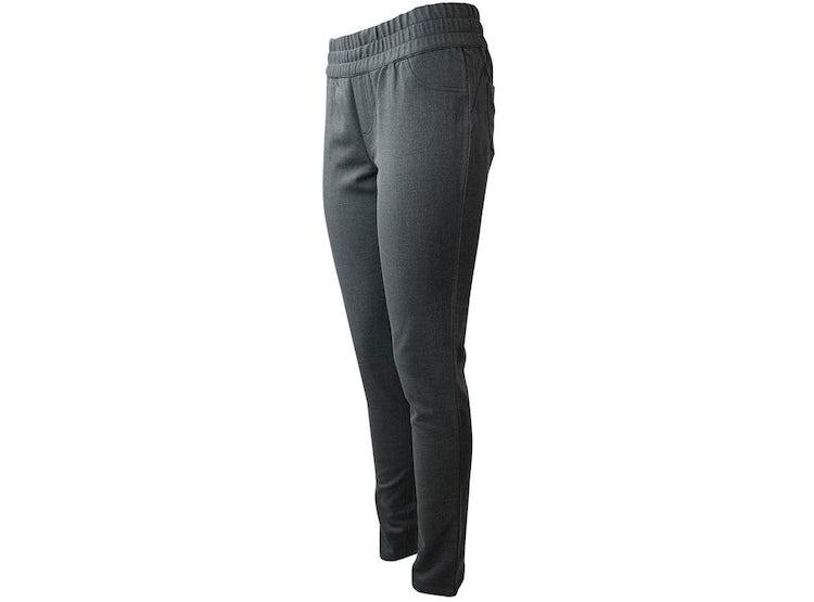 Ripley Pantalon Mujer Gris Leggins Escolar