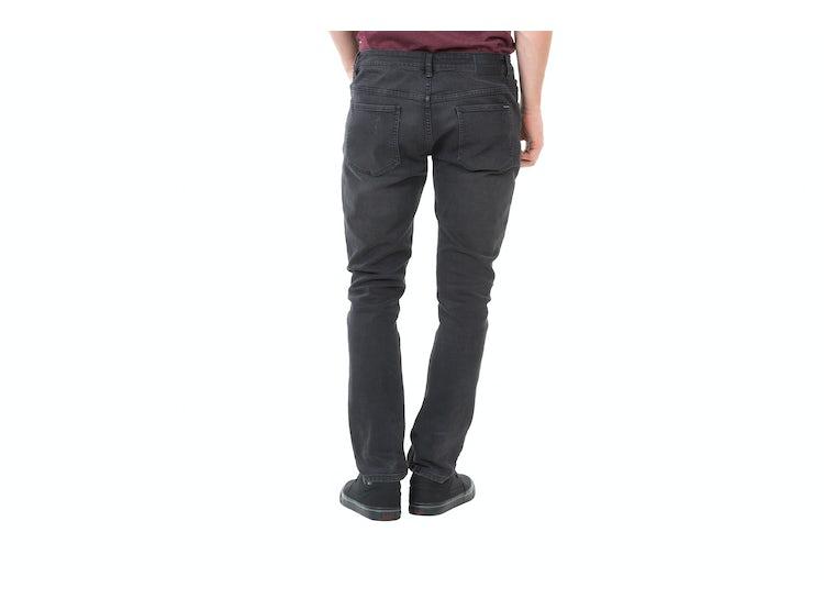 Ripley Pantalon Jeans Hombre 5n857 Mi20 Negro