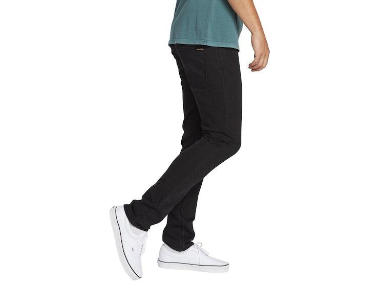 Ripley Pantalon Jeans Hombre 7n123 Mv21 Negro Volcom