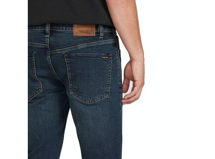 Ripley Pantalon Jeans Hombre 7n123 Mv21 Azul Volcom