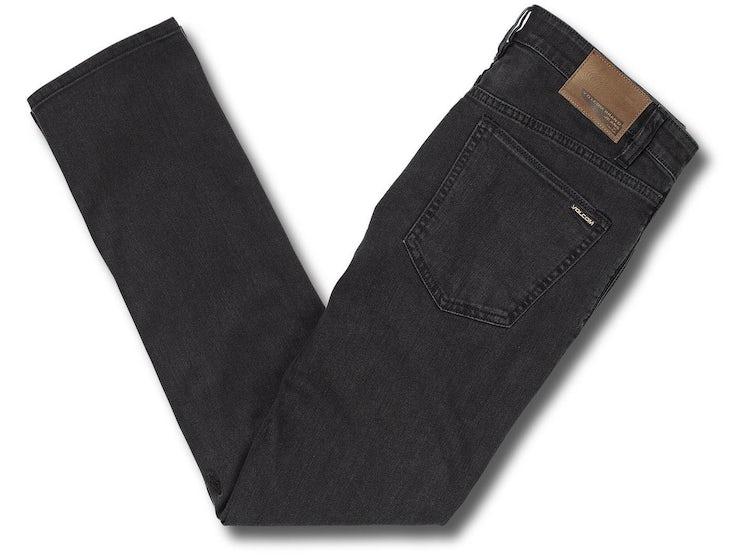 Ripley Pantalon Jeans Hombre 7n123 Mv21 Gris Oscuro Volcom