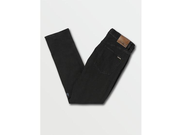 Ripley Pantalon Jeans Hombre 7n124 Mv21 Negro Volcom