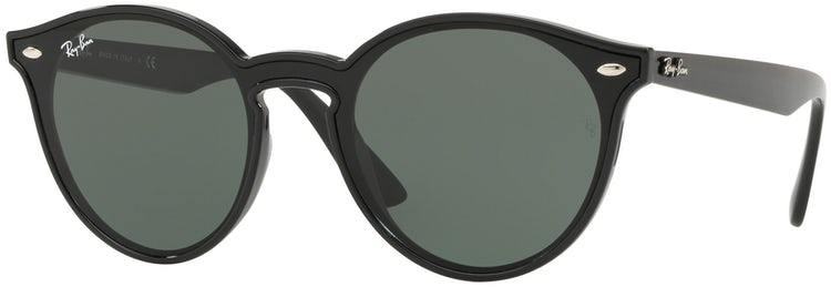7e51533918a71 Lentes Ray Ban Originales 0RB4380N Color Negro - Verde
