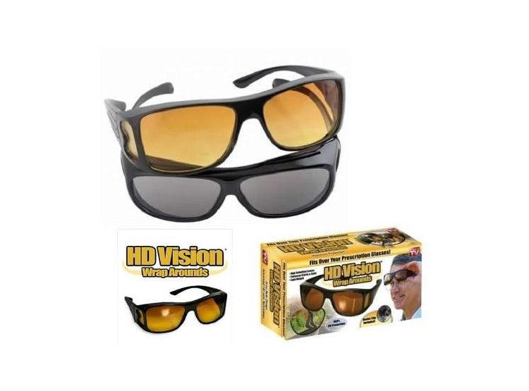 735e92a1e6 Ripley - Pack 2 Lentes Gafas De Sol Hd Vision Wrap Around Dia y Noche