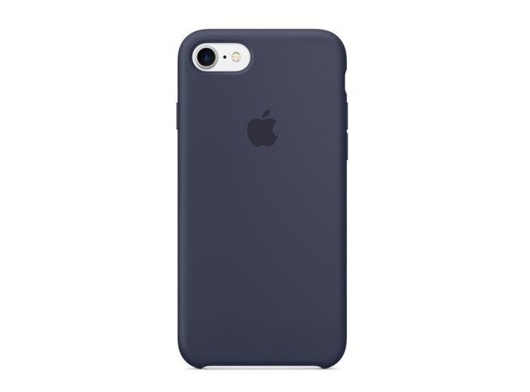 573b163f369 Apple Carcasa/Funda De Silicona Para Iphone 7 Azul Original