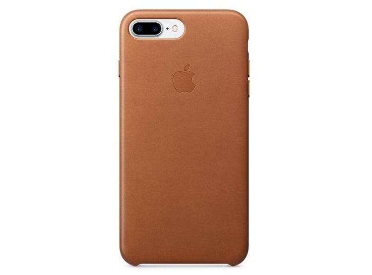 f40becbf3d5 Ripley - Apple Carcasa/Funda De Cuero Iphone 7 Plus Caramelo Original