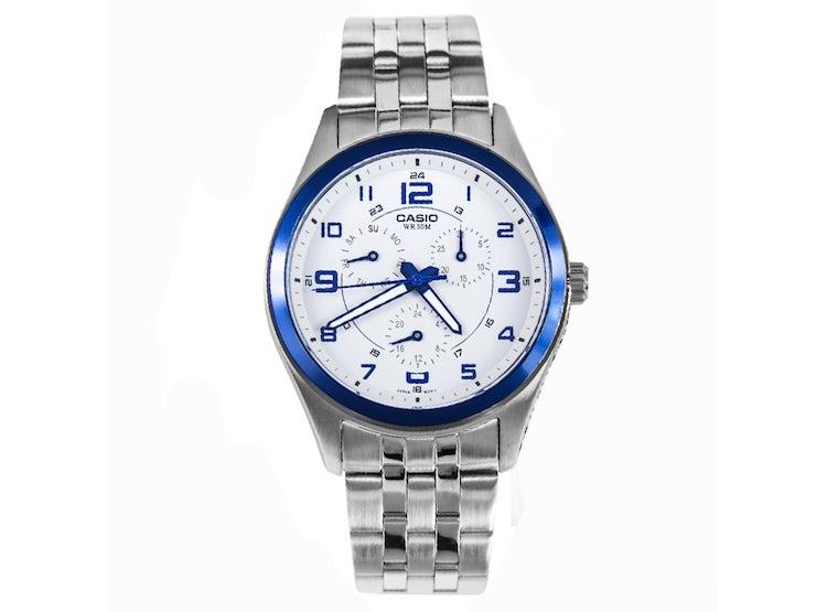 b3ace25f Ripley - Reloj Casio MTP-1352D-8B1VDF