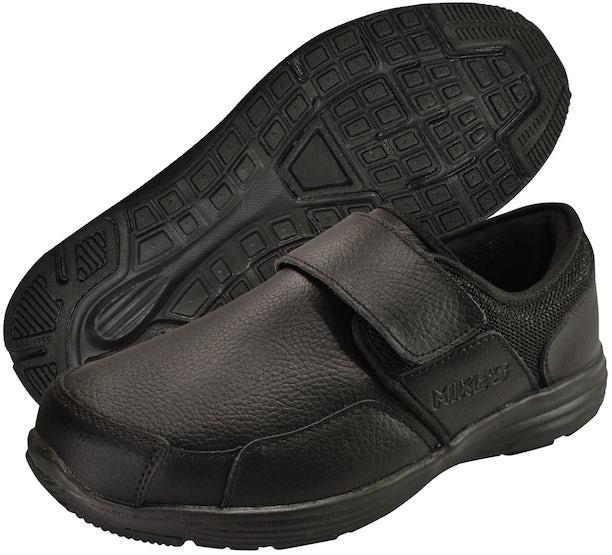 Zapato Zapatilla de Cuero Negra 3f4ece84d918