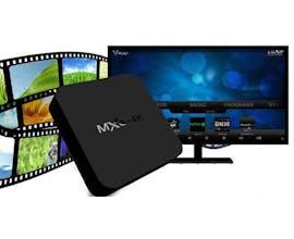 Smart Tv Box Mini Pc Mxq 4k Rk3229 Android 5 1 Netflix Kodi