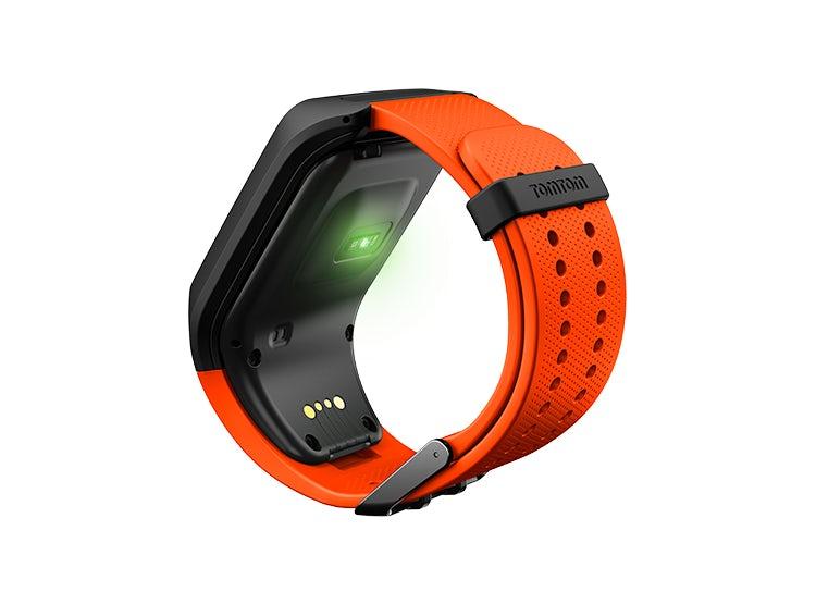 67b638b769d7 Ripley - Correa Para Reloj Tomtom Adventurer Y Spark (Naranja)