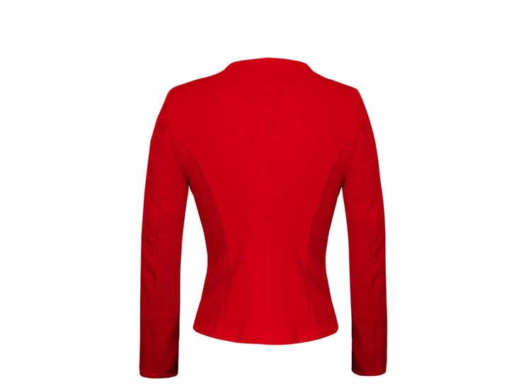 Ripley - Chaqueta Corta Roja 8574b60deeef