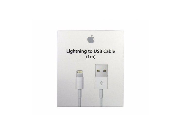 Apple Cable Lightning 1 Metro Para Iphone Nuevo Original