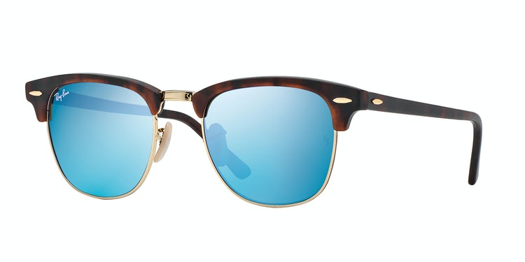 d8f6048a1af1b RAY-BAN. Ray-Ban Clubmaster Sand Havana  ...