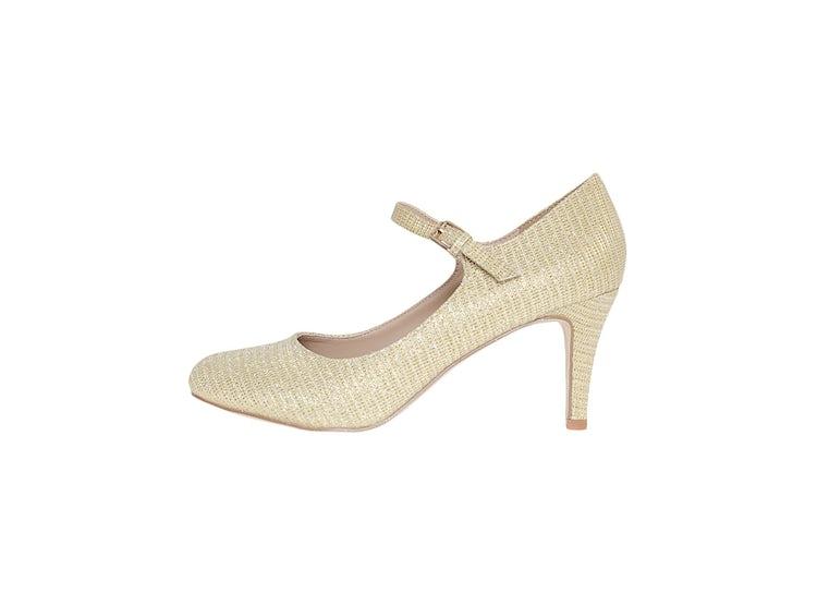 Zapato Fiesta Elvira Dorado e54a41f80045b