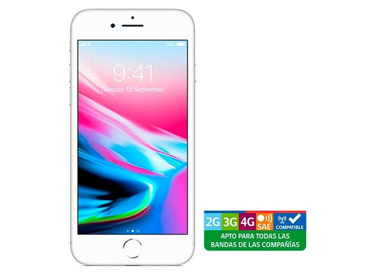 9dc452ce7 IPHONE 8 64GB SILVER