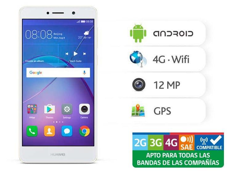 4ffd5acdf6773 Teléfonos Móviles Huawei en todos sus Modelos - Ripley