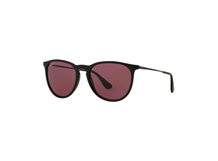 804e2c4111398 Ripley - Ray Ban Erika Black lente Purple Polarized