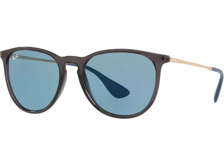 9b668dc6ef RAY-BAN. Ray Ban Erika Trasparent Grey lente Light Blue