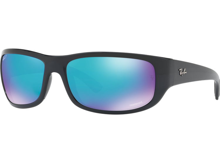 7fb17f73e1 Ripley - Ray Ban Active RB4283CH Black lente Blue Mirror Polarized y ...