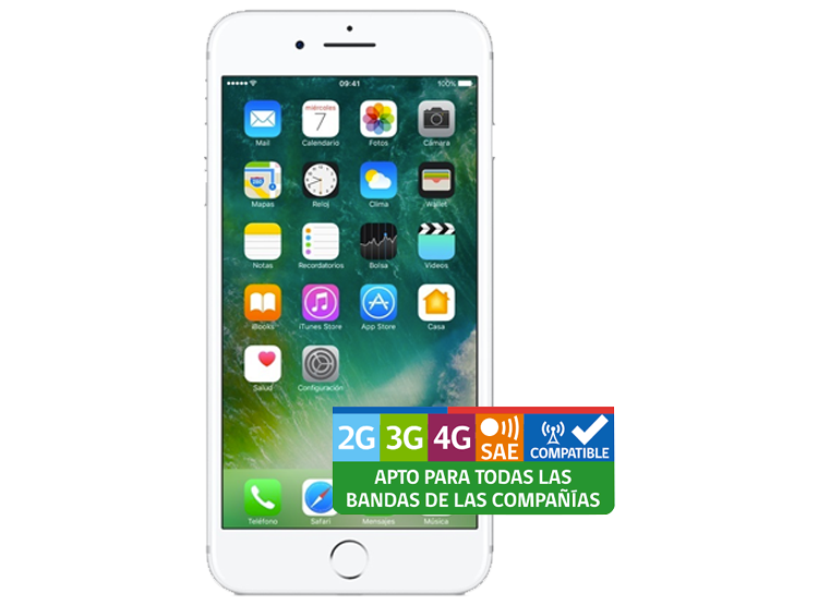 95afe8107cd Ripley - IPHONE 7 PLUS A1784 32 GB REACONDICIONADO GRIS