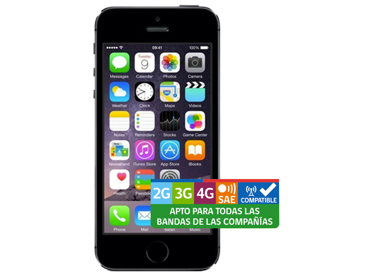 Iphone Se A1723 16 Gb Reacondicionado Plateado