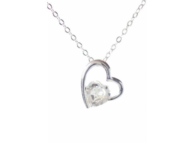 75bafb8f122e Ripley - Collar Amor Cristales de Swarovski®