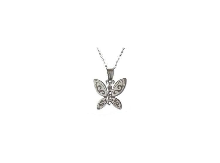 fa70be7aeeaa Collar Mariposa Cristales de Swarovski®