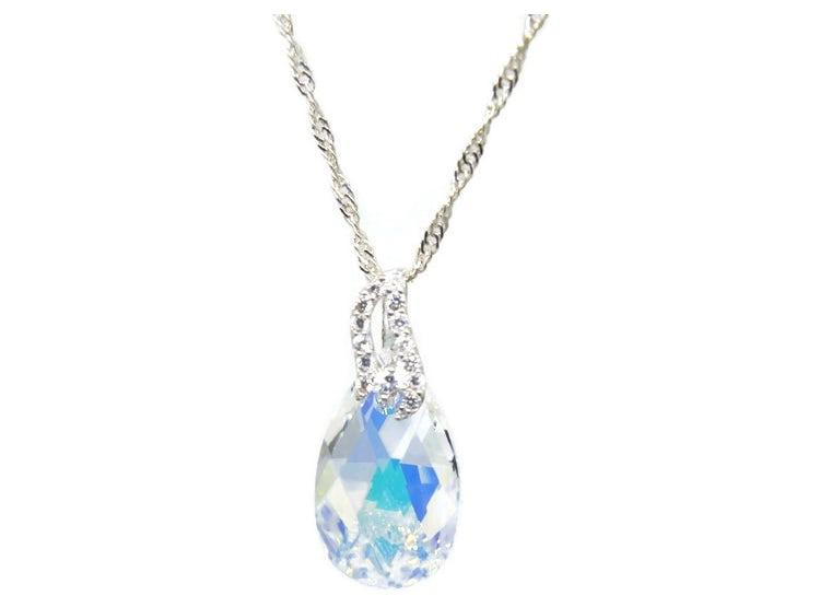 d8b08b3b0dd8 Ripley - Collar Diana Cristales de Swarovski®